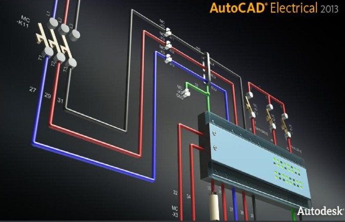 AutoCAD Electrical 电气设计培训