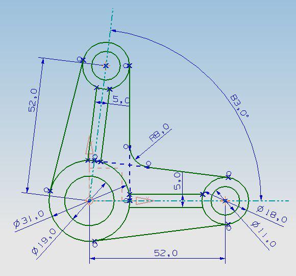 AutoCAD画图设计课程简介
